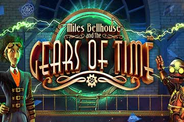Miles Bellhouse and the Gears of Time slot