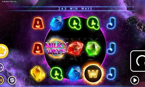 Milky Ways videoslot