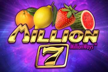 Million 7 video slot