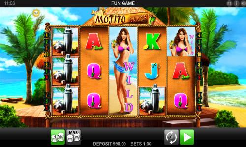 Mojito Beach videoslot