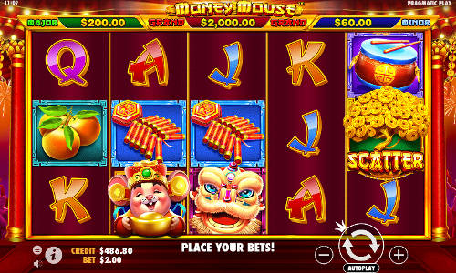 Money Mouse videoslot