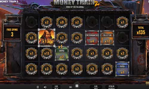 Money Train 2 slot
