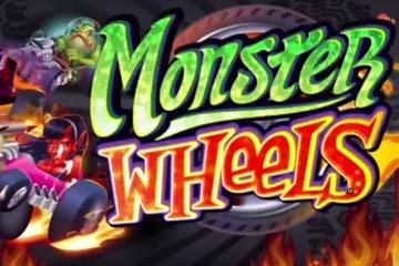 Monster Wheels video slot