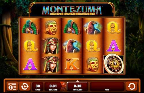Montezuma videoslot
