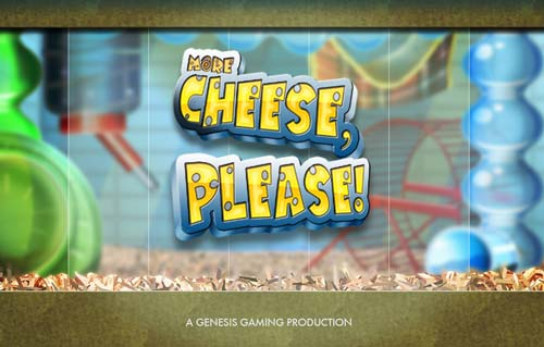 More Cheese Please videoslot