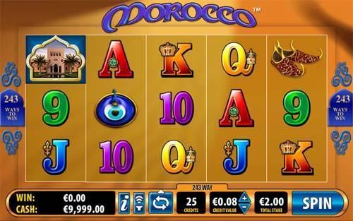 Morocco casino slot