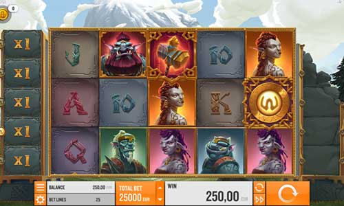 Hall of the Mountain King slot