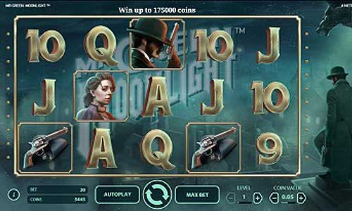 Mr Green Moonlight free slot