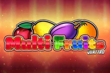 Multi Fruits Quattro slot