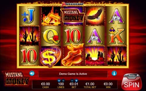 Mustang Money free slot