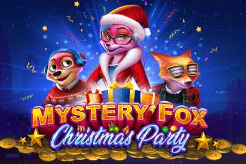 Mystery Fox Christmas Party slot