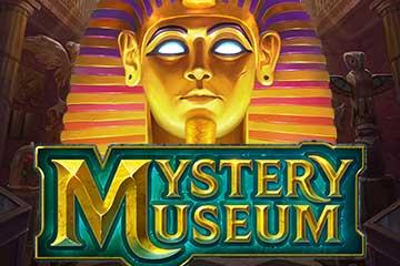 Mystery Museum slot gratis demo och recension