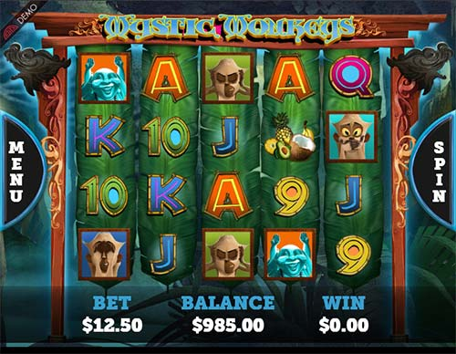 Mystic Monkeys slot