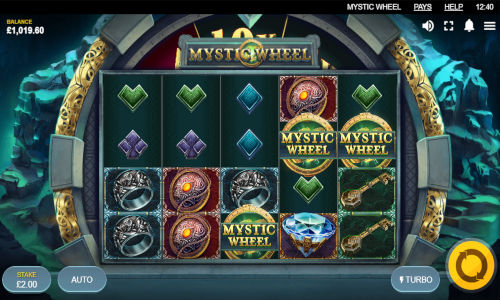 Mystic Wheel videoslot