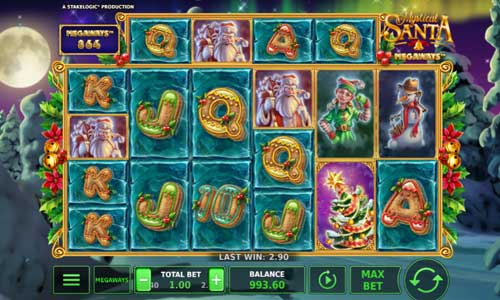Mystical Santa Megaways slot
