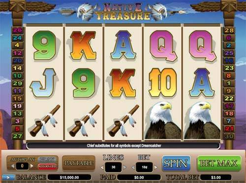 Native Treasure slot