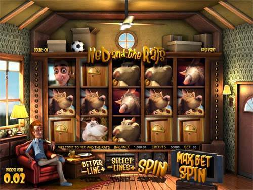 Ned and the Rats slot