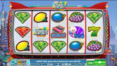 Bangkok Nights™ Slot spel spela gratis i NextGen Gaming Online Casinon