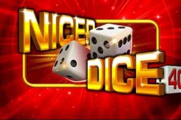 Spela Nicer Dice 40 slot