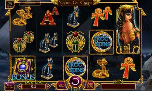 Nights of Egypt slot