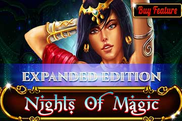 Spela Nights of Magic Expanded Edition slot