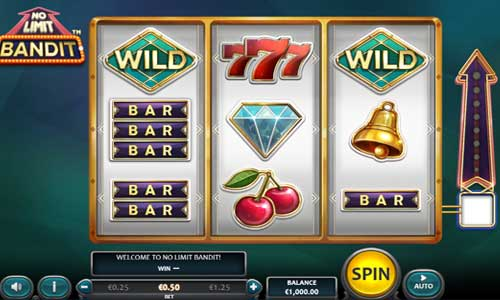 No Limit Bandit slot