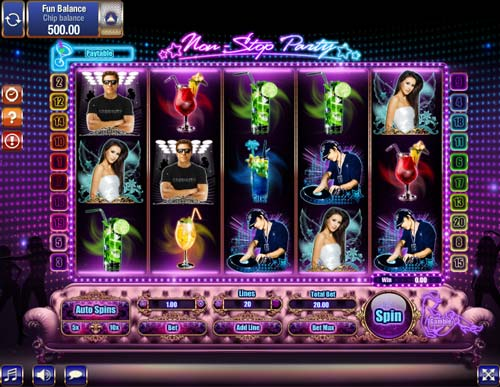 Non-Stop Party slot