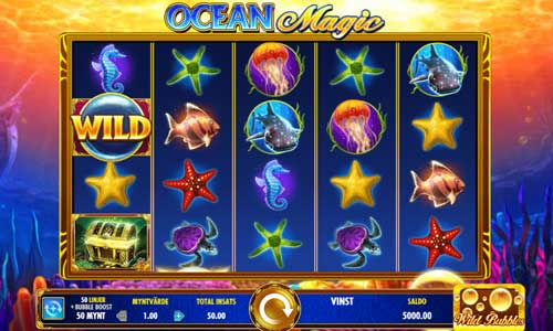 Ocean Magic free slot