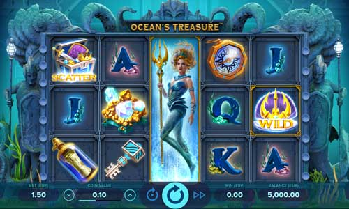 Oceans Treasure videoslot