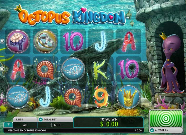 Octopus Kingdom slot