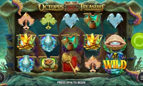 Octopus Treasure videoslot