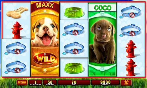 OMG Puppies slot