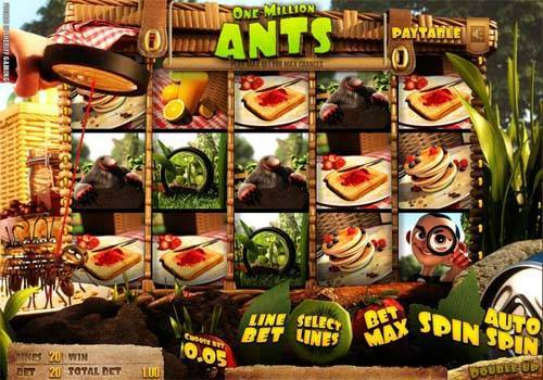 One Million Ants slot