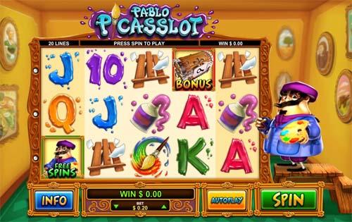 Pablo Picasslot free slot