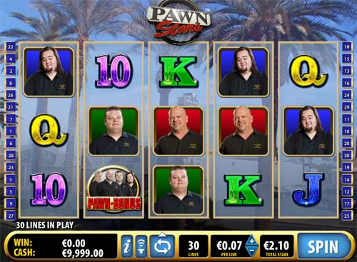 Pawn Stars casino slot