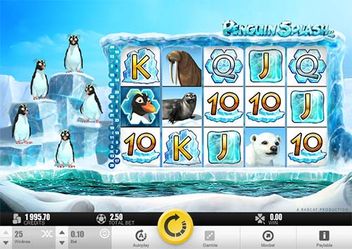 Penguin Splash videoslot
