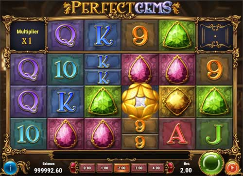 Perfect Gems videoslot