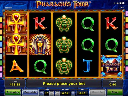 Pharaohs Tomb slot