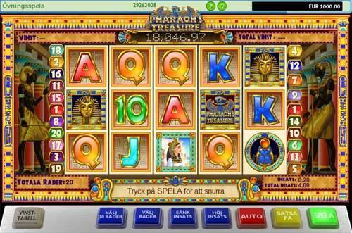pharao online slot