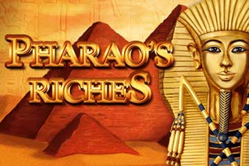 Pharaos Riches video slot