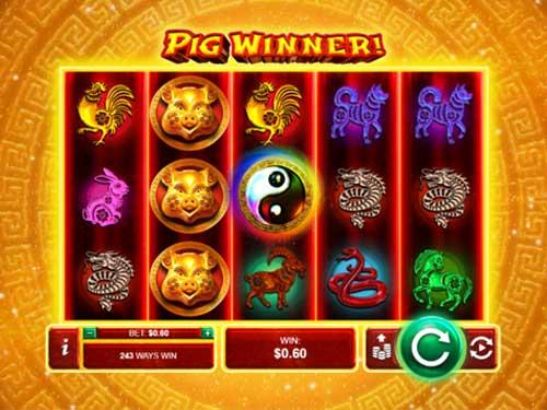 Pig Winner videoslot
