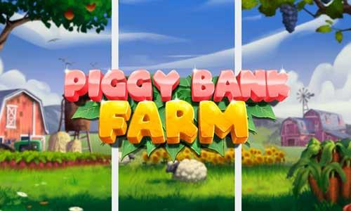 Piggy Bank Farm videoslot