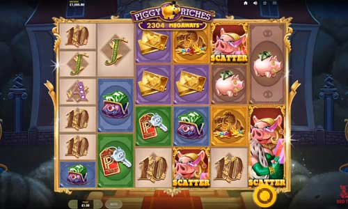 Piggy Riches Megaways slot