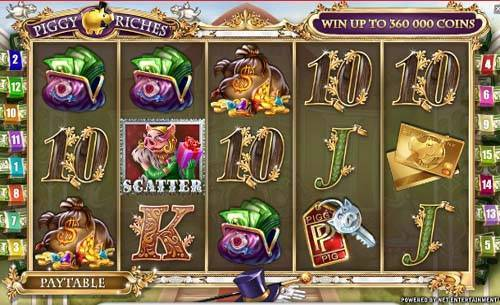 Piggy Riches free slot