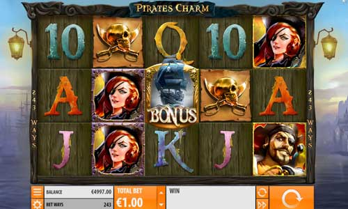 Pirates Charm free slot