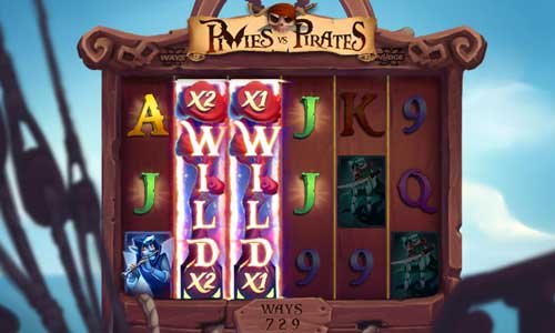 Pixies vs Pirates slot