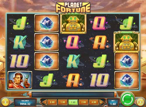 Planet Fortune slot