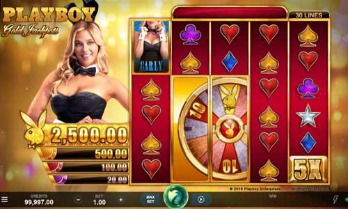 Playboy Gold Jackpots videoslot