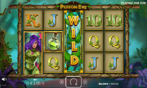Poison Eve videoslot
