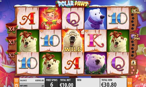 Polar Paws slot